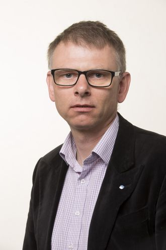 Nyhetredaktør Ole Kristian Bjellaanes i NTB. Foto: Håkon Mosvold Larsen / NTB scanpix