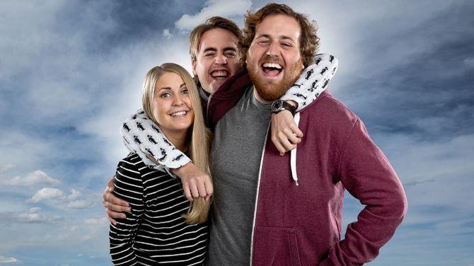 P3morgen-gjengen er «Årets radionavn».