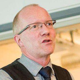 Generalsekretær Arne Jensen i Nord Redaktørforening.