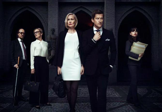 Aber Bergen, MTGs nye dramasatsing for TV3, Viafree og Viaplay. (Foto: MTG)