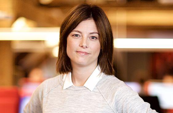 Sarah Willand, organisasjons. og kommunikasjonsdirektør i TV 2.