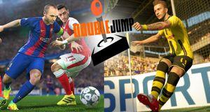 Hvilket spill er best av Pro Evolution Soccer 2017 og FIFA 17?