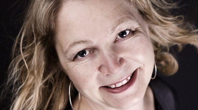 Programsjef Line Gevelt Andersen i NRK P1. (Foto: NRK)