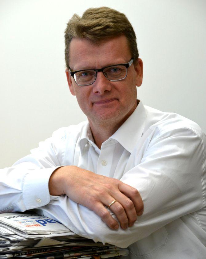 GEIR K. HUS, markedssjef i Landslaget for lokalaviser.