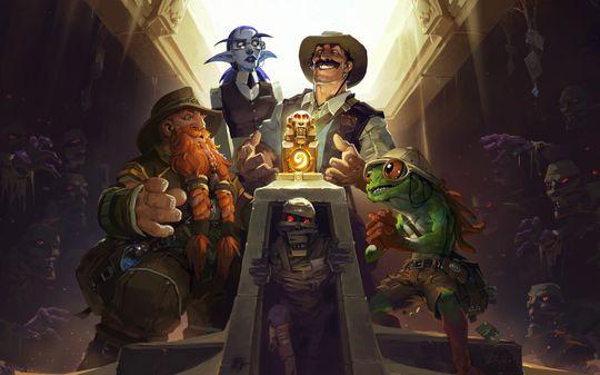 Omtrent hver fjerde måned får Hearthstone nytt innhold, enten det er nye kortsamlinger eller mer historiedrevne eventyr som League of Explorers.