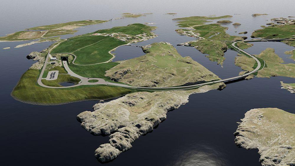 Rogfast vil, når den er ferdig, være verdens lengste og dypeste biltunnel.