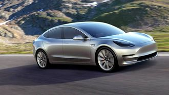 Tesla Model 3 skal være Teslas volummodell.