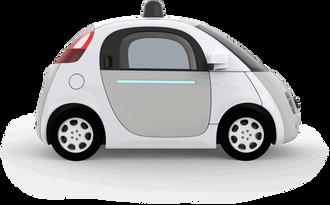 Googles selvkjørende bil har vært under utvikling siden 2008.