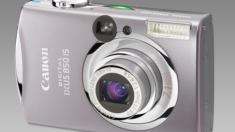 TEST: Canon Ixus 850 IS