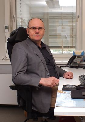 STØTTER FORSLAGET: Ole Jørgen Klaussen (søndre Nordstrand Høyre).