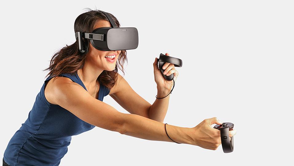 Oculus Touch kan øyeblikkelig forhåndsbestilles.