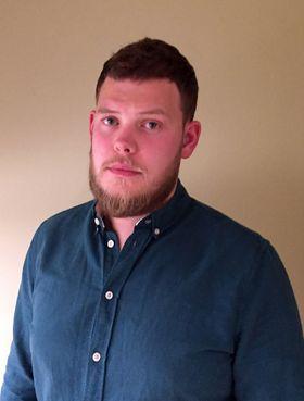 Espen Holst Møllebak, styreleder i SERIøs studentforening.