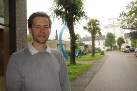 Martin Møller Greve jobber som postdoktor ved Universitetet i Bergen.