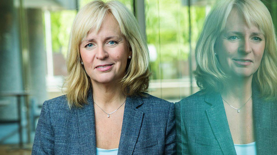 Christine Korme, direktør med ansvar for digitalisering og fornying, Abelia.