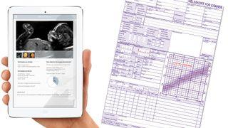 Papirlapp fra «steinalderen» skal bli digitalt helsekort