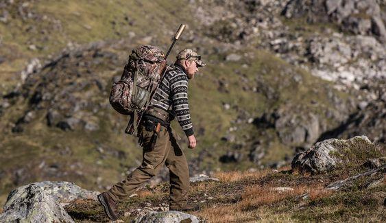 Vorn Jaksekk har også vekket interesse hos yrkesgrupper som bærer våpen i det daglige. Kanskje vi ser Vorn sekker på norsk soldater om noen år?
