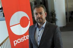 Pressesjef i Posten, John Eckhoff, sier at de oppdaget feilen fredag morgen.