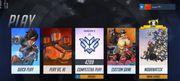 «Onigod» klatra seg opp på femteplass i konkurransemodusen til Overwatch sist veke.