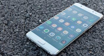 Samsung stanser produksjonen av Galaxy Note 7 midlertidig