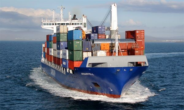 Samskip overtar Euro Container Line