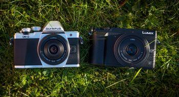 Test: Panasonic Lumix GX80 VS Olympus OM-D E-M10 II