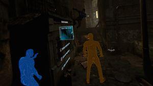 Detektivmodus lar deg spole fram og tilbake i tid for å identifisere mistenkte.