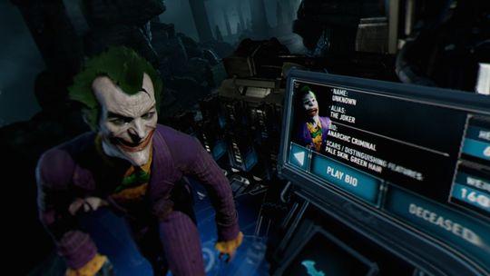 Muligheten til å låse opp livaktige modeller av flere kjente Batman-figurer er god grunn til å vende tilbake til Arkham VR.