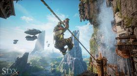 Styx: Shards of Darkness har gått over fra spillmotoren Unreal 3 til Unreal 4.