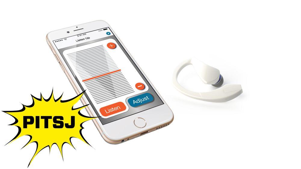 Listen AS utvikler en mobilbasert hørselsløsning for smarttelefon, som skal fungere som en «lesebrille» for hørselen.