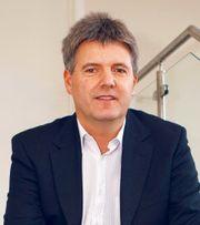 Arne Bergby er konsernsjef i Itslearning.