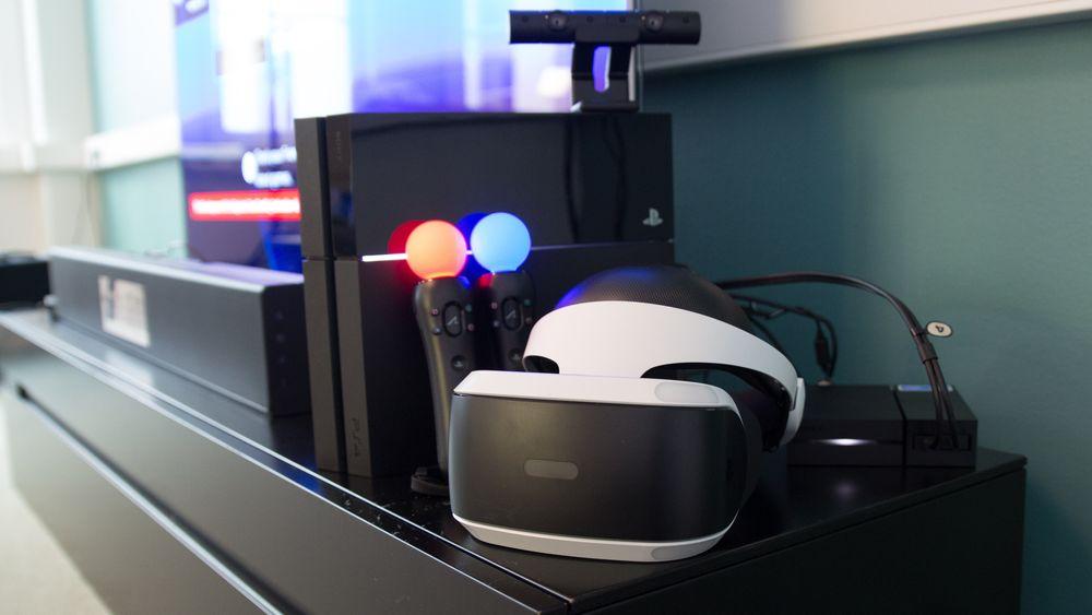 FØRSTEINNTRYKK: Virtuell og engasjerende virkelighet for alle