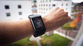 Polar M600 gir deg smartklokke, pulsklokke og aktivitetsmåler i ett. Og den måler pulsen rett på håndleddet.