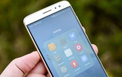Mange av Huaweis egne funksjoner hever inntrykket, men designen skiller seg mye fra Googles opprinnelige Android-menyer.