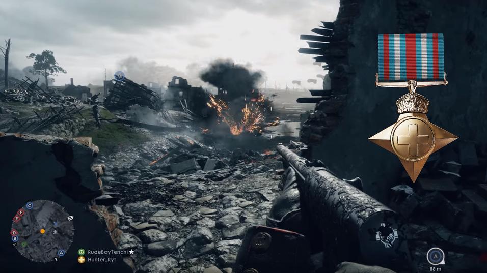 Battlefield 1 lar deg jakte etter fem medaljer hver uke