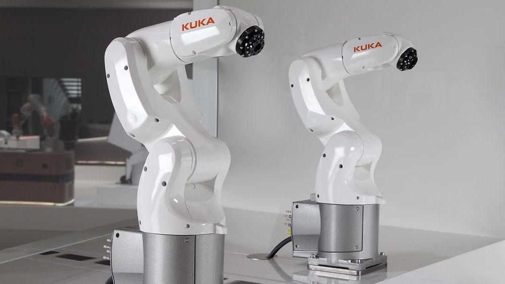 Kuka KR 3 Agilus robot