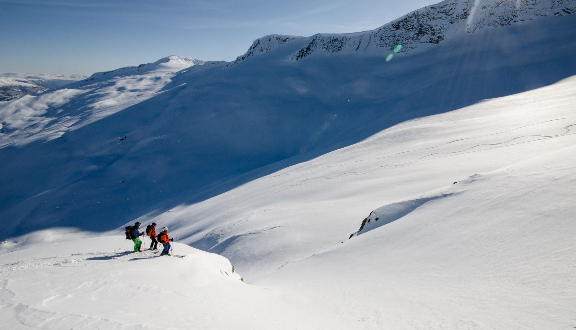 Sogndal er stedet for skielskere.