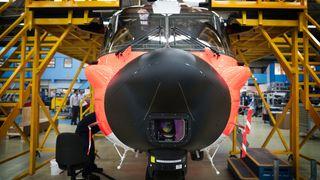 Havarikommisjonen er ferdig med undersøkelsen av AW101-helikopteret