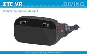 Illustrasjonsbilde av «VR-dykkermasken».