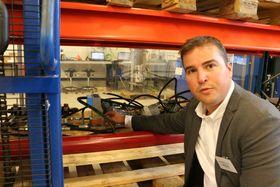 Ventiler opprinnelig fra gruveindustrien skal inn i gründernes subsea-system.