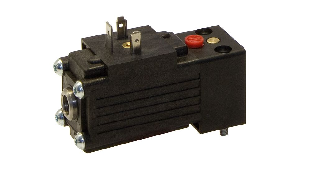 IMI Preciision Engineering magnetventil for jernbane, VRW 2/2