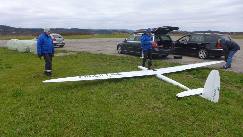 Det norske selskapet Kitemill har lenge testet sin høydevind-teknologi på Lista. Nå vil de - igjen - prøve å få til en større testpark der.