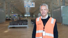 Fornøyd: Prosjektleder Hans Petter Stensjøen.