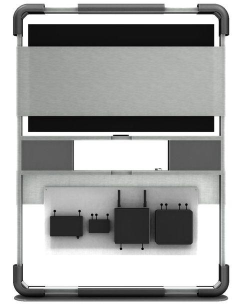 På innsiden av stammen til avenue5, ligger all elektronikk samlet i ett panel.Det gjør at eventuellefeil kan løses ekstremt raskt. Alle komponentene er grundig testet sammen, for å unngå kompatibilitetsutfordringer.