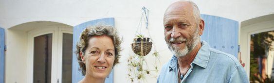 Emmanuelle og Marc Kreydenweiss.