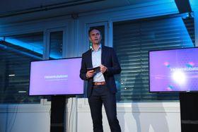 Erling Nordbø leder den nye helseinkubatoren, som ble åpnet onsdag denne uken.