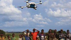 Livreddende drone-levering