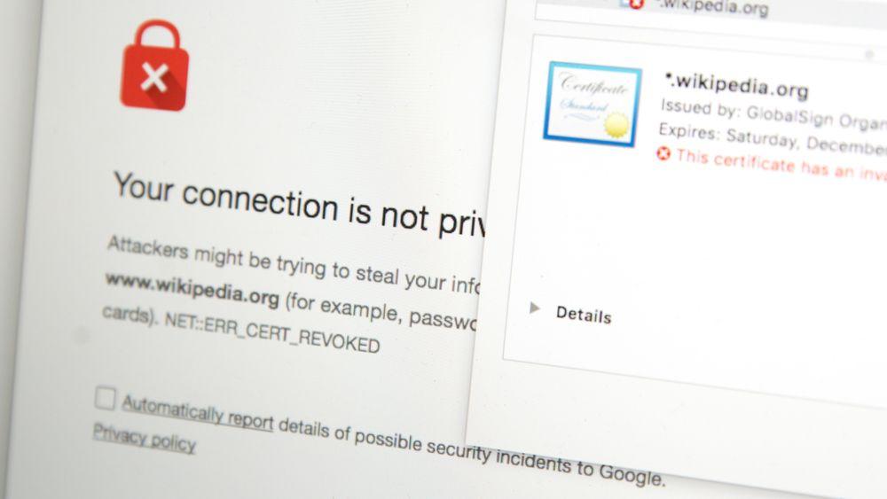 HTTPS sikrer overføringen av webdata, men innfører også nye, potensielle feilkilder, noe denne historien viser.