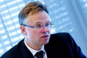 Administrerende direktør i Visma, Øystein Moan.