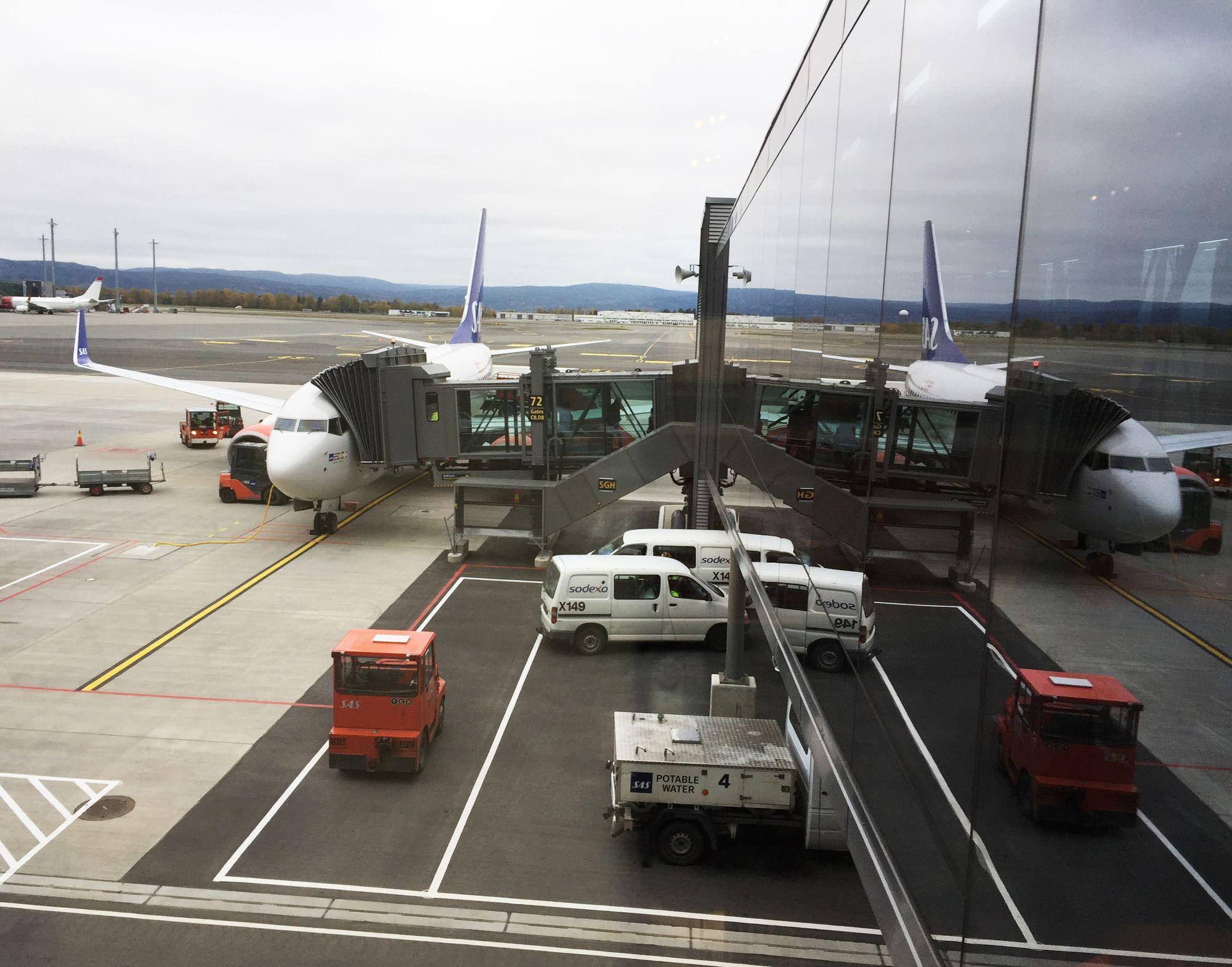 tromso lufthavn nytt terminal