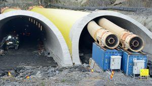Rekordjevnt i Eiganes- og Hundvågtunnelen